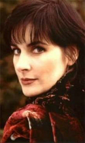 Enya: publicity still for Paint the Sky With Stars