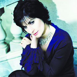Enya: promo photo from Only Time: The Collection