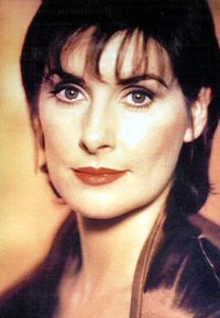 Enya: publcity still for Paint the Sky with   Stars