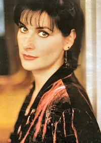 Enya: publicity shot for Paint the Sky with Stars