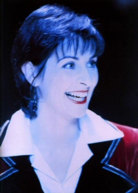Enya: Still from Anywhere Is