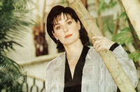 Enya: Publicity photo from California interviews