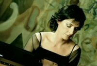 Enya: video capture from Only Time video